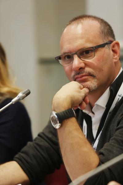 Alfredo Macchi. Foto: Roberto Baglivo.