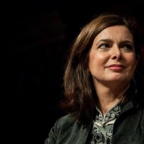Le quote rosa sono necessarie: incontro con Laura Boldrini