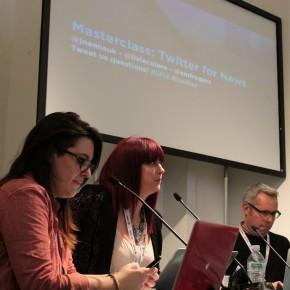 Il giornalismo ai tempi di Twitter: intervista a Livia Iacolare