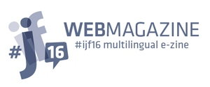 #ijf16 WebMagazine